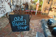 Queenscliff-Opshop in the town centre