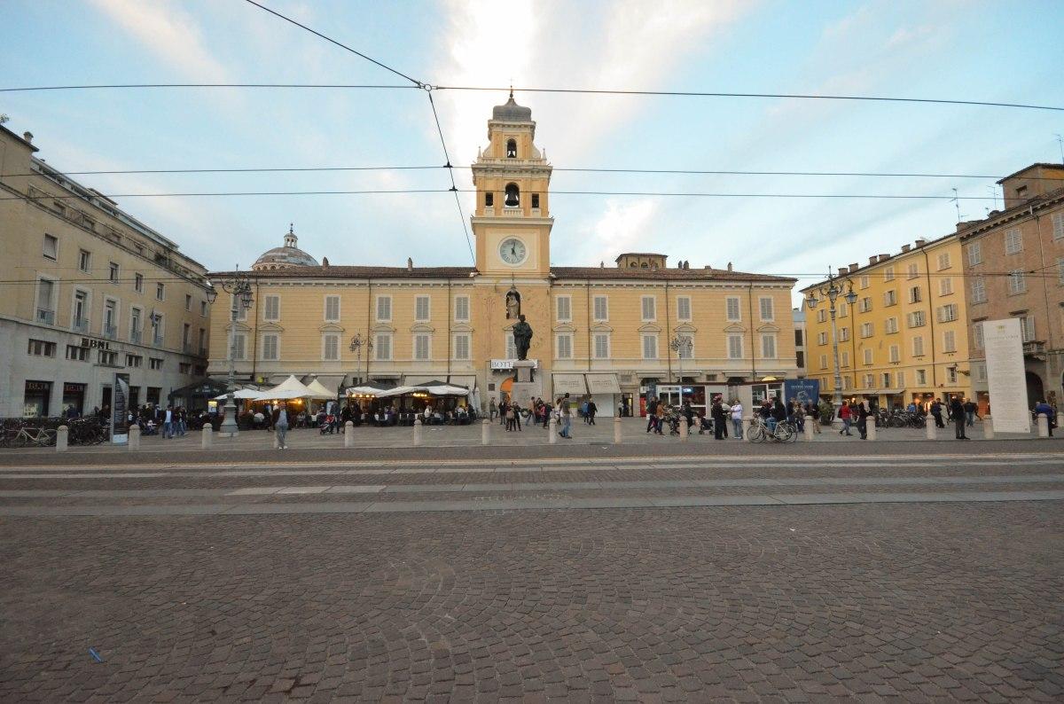 Italy-Parma